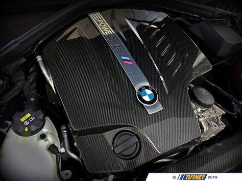 n55 m2 eng eventuri black carbon fiber engine cover f87 n55 m2 turner motorsport