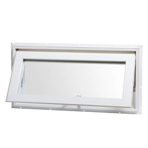 top hinge awning fresh air bathroom home house vinyl vent window  ebay