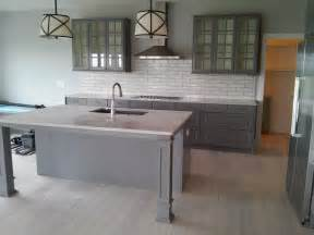 chrome kitchen island minimalist wooden kitchen island with gray wooden countertops and gray wooden table kitchen