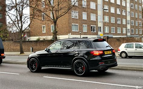 It meets the highest expectations in terms of design and exclusivity. Mercedes-AMG GLC 63 S X253 2018 - 9 January 2019 - Autogespot