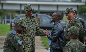 Rwanda's Kagame Commends Army For Bravery, Dedication ...