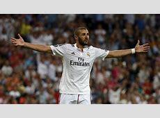 Karim Benzema Real Madrid fans won't let me fail Liga
