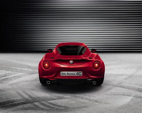 Alfa Romeo At The 2013 Geneva International Motor Show