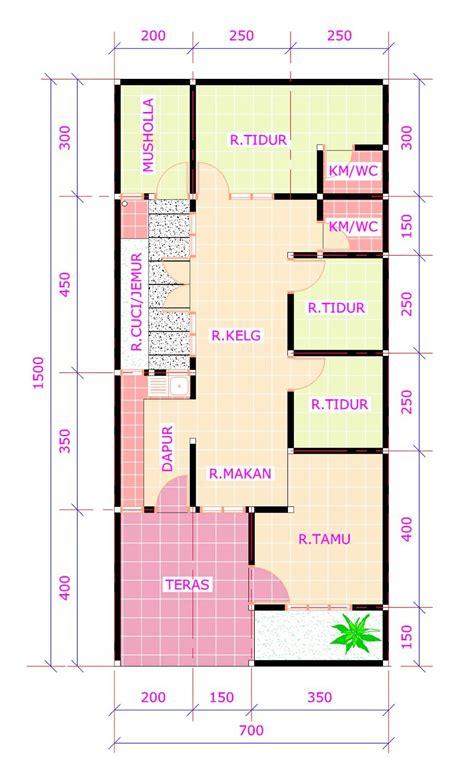 desain rumah kamar  rumah desain minimalis
