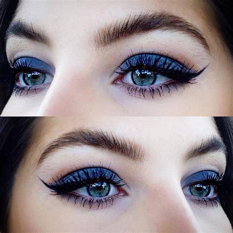 Идеи макияжа для голубых глаз . mysekret . яндекс дзен . яндекс дзен . платформа для авторов издателей и брендов
