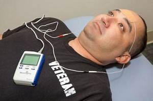 Electrical Forehead Patch Could Treat Chronic Ptsd