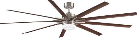 big ceiling fan odyn 84 quot large ceiling fan by fanimation