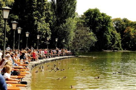 Seehaus Im Englischer Garten, Schwabing, Munich  Party Earth