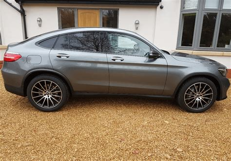 We deliver direct to your door from anywhere in the uk, so you can search nationwide for the best deal. In Review; Mercedes GLC Coupe 350d AMG Line - CarLease UK