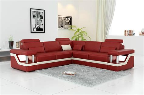 promotion canapé d angle grain leather sofa h2203 vatar sofa china
