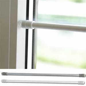 Gardinenstange Fenster Klemmen : klemmstange gardinenstange klemmfix gardinen fenster ~ Watch28wear.com Haus und Dekorationen