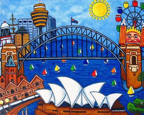 creative kitchen island sensational sydney painting by lorenz