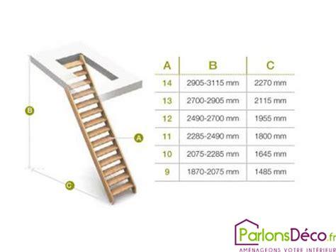 escalier de meunier dimensions escalier de meunier en h 234 tre droite 14 marches sur parlonsdeco fr