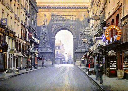 Paris Street Streets France Wallpapers Cityscapes Urban