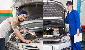 Mechanic Vs Technician