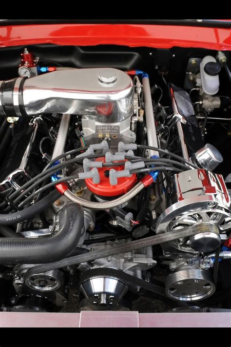 classic ford shelby  engine engines muscle cars