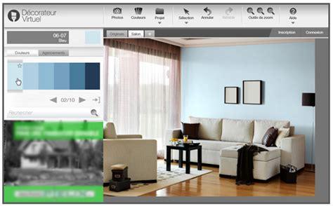cuisine virtuel un site pour essayer de nouvelles couleurs de peinture sur