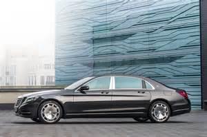 S600 Mercedes-Benz Maybach