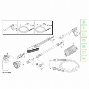 Black U0026decker Spare Parts For Pressure Washer Pw 1400 P