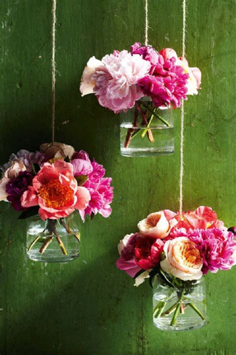 hanging flowers top 10 diy simple flowers arrangements top inspired