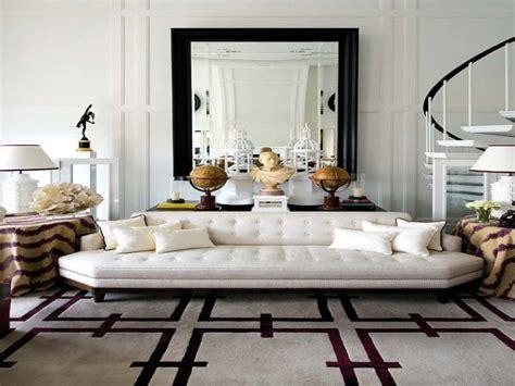 Living Room Design Modern Classic