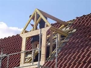 Chien Assis Toiture : chien assis toiture bois bastaing oeufenpoudre ~ Melissatoandfro.com Idées de Décoration