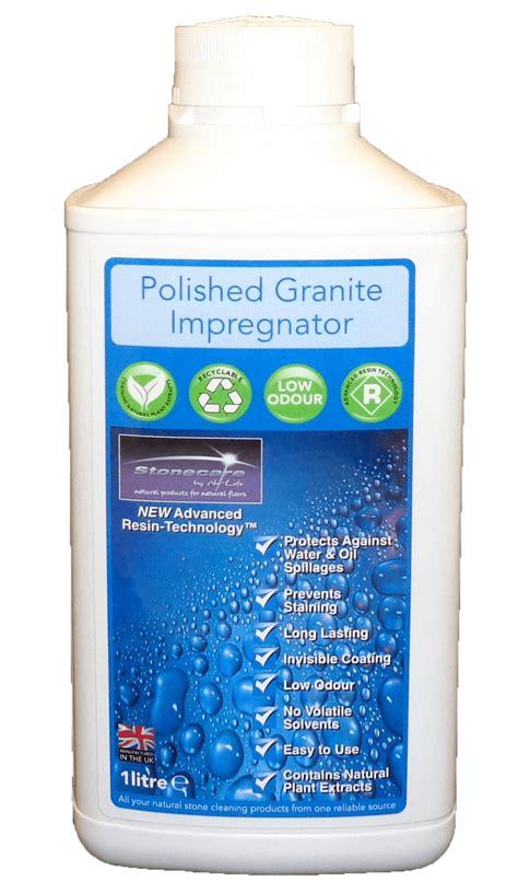 polished granite impregnator 1 ltr 187 sheen complete floor