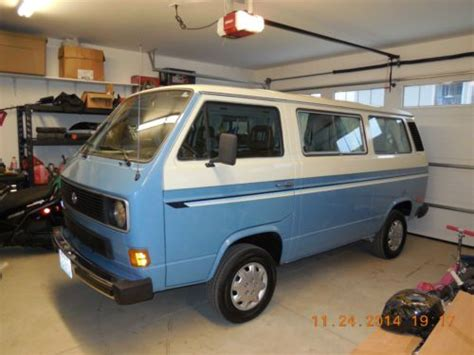 books on how cars work 1984 volkswagen vanagon windshield wipe control find used vw vanagon bus 33 000 original miles 1984 bought local stayed in same family in east
