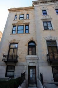 Strivers Row Harlem New York