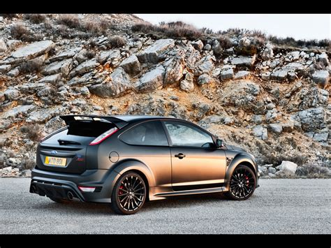 2010 Ford Focus Rs 500 Lhd