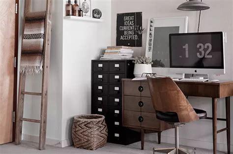 bureau industriel nos idées déco made in meubles