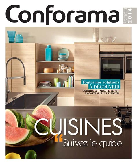msa cuisine catalogue catalogue conforama guide cuisines 2014 by joe issuu