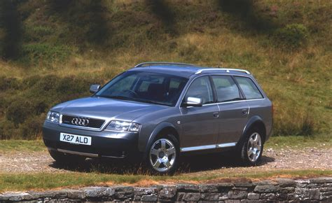 audi  allroad review   parkers