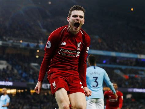 robertson insists   changed   league defeat  liverpool sports mole