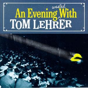 evening wasted  tom lehrer wikipedia