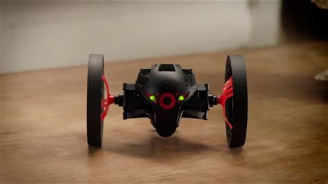 parrot minidrone jumping sumo official video youtube
