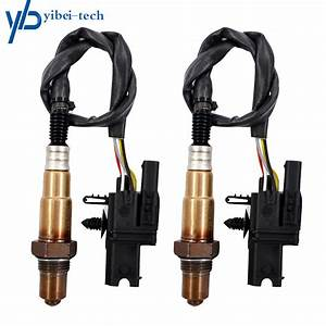 2pcs New Upstream O2 Oxygen Sensor For 2005