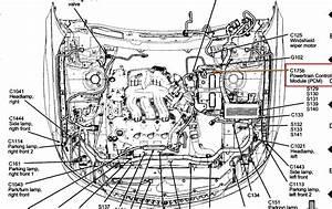 2006 Lincoln Zephyr Engine Diagram