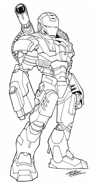 War Machine Cs Deviantart Drawing Coloring Kidnotorious