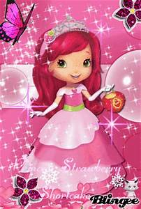 Princess Strawberry Shortcake Picture #132774209 | Blingee.com