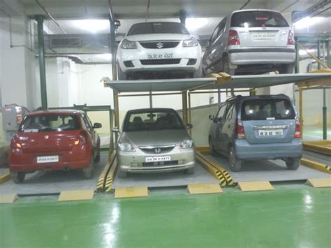 Multilevel Car Parking Systems In Gurgaon, Haryana