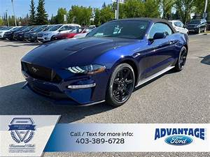 2020 Ford Mustang GT Premium Convertible RWD for Sale in Red Deer, AB - CarGurus.ca