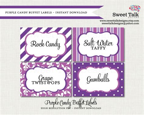Printable Labels Printable Candy Buffet Labels Printable Why Buy A Vacation Home Kissimmee Rentals Savannah Homes Unique Small Floor Plans Affordable Prefab Log Cabin Buying Castle