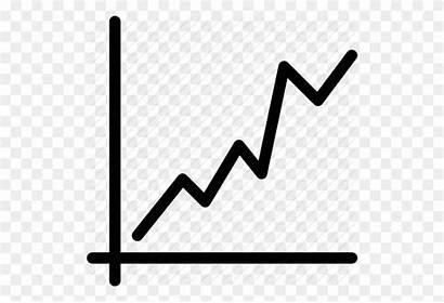 Line Chart Data Icon Graph Clipart Analytics