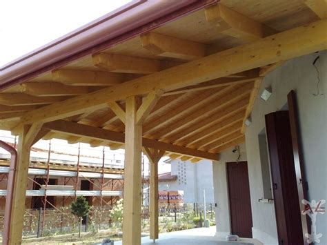 costruire tettoia in legno come costruire una tettoia in legno pergole e tettoie da