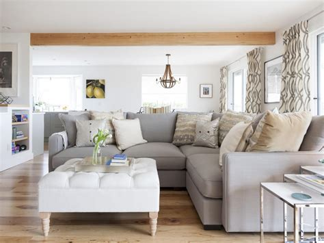 Decorating Small Living Room With Sectional by As Seen On Hgtv S Hit Show It Or List It The