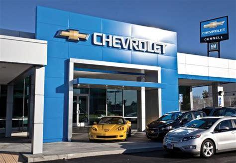 Connell Chevrolet Of Costa Mesa  Costa Mesa, Ca 92626 Car