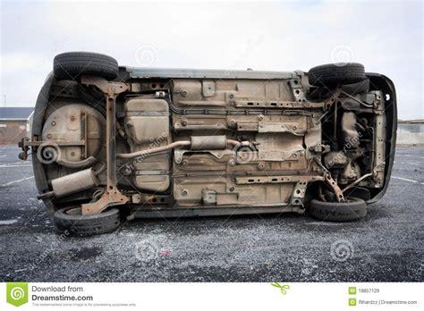 pot d echappement 306 car bottom royalty free stock images image 18857129