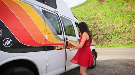 kuga campervan usa travellers autobarn long version