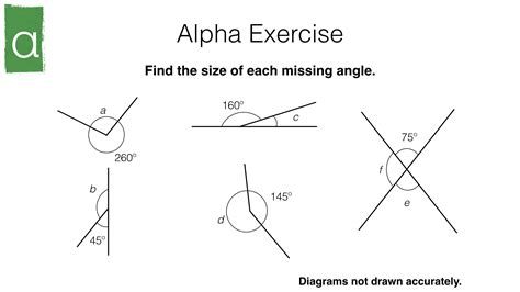 g3a angles at a point angles at a point on a